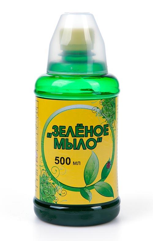 Зеленое мыло, 500 мл.