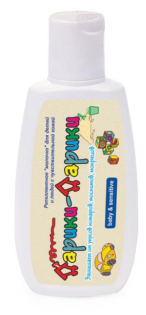Дарики - Дарики молочко от комаров для детей 75 мл.