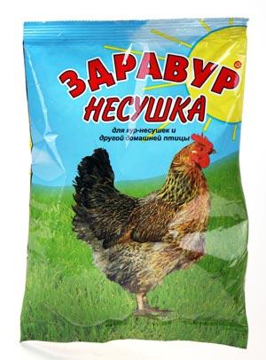 Здравур Несушка 600 гр пакет