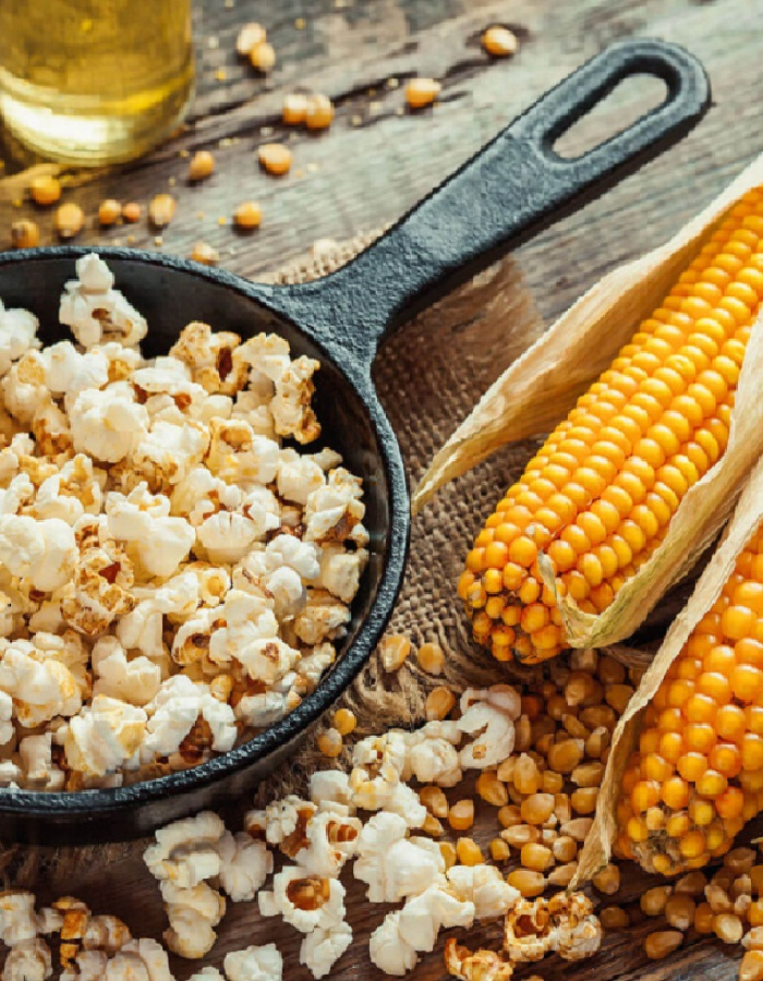 Кукуруза Попкорн 5 гр. ц.п.