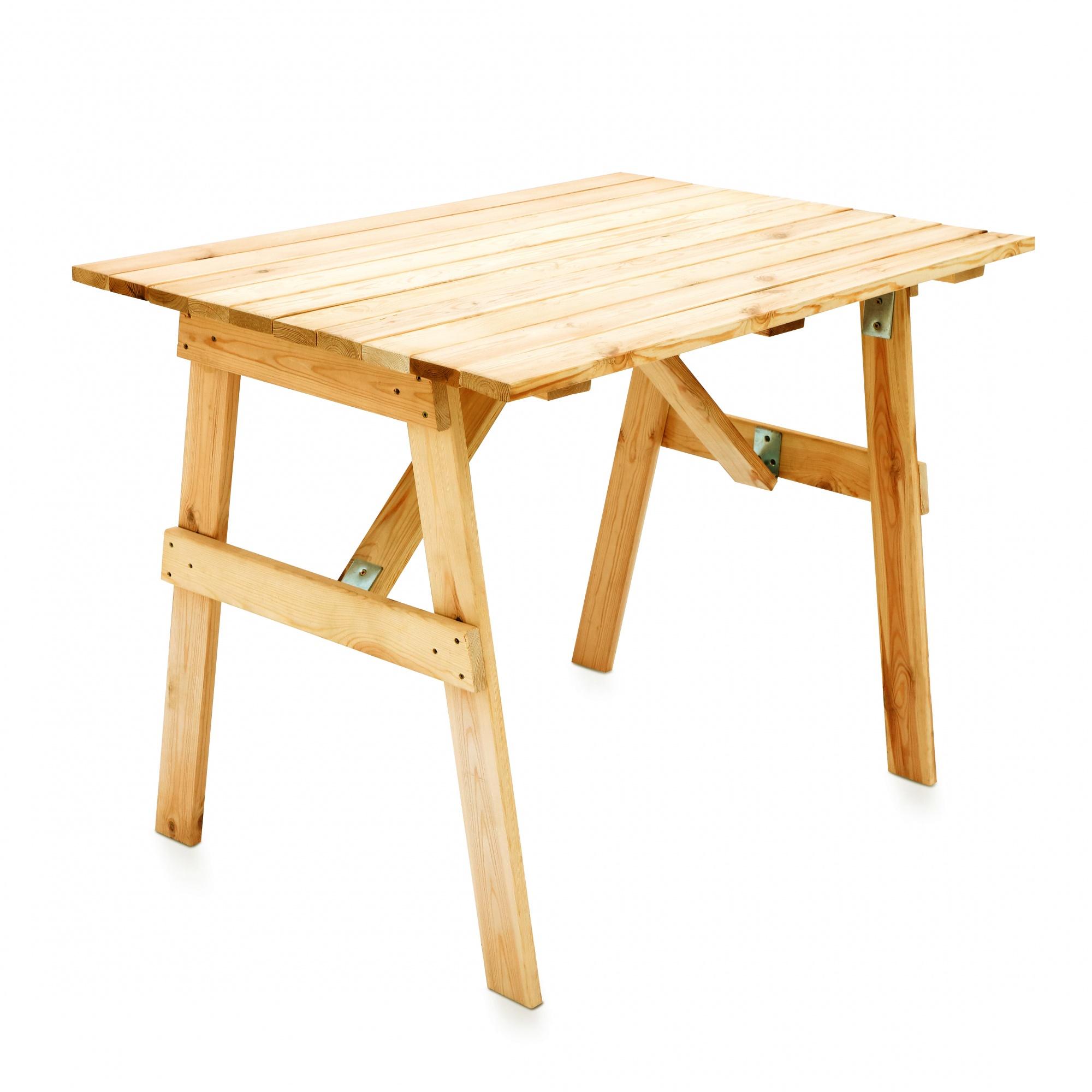 Стол деревянный 1 шт
