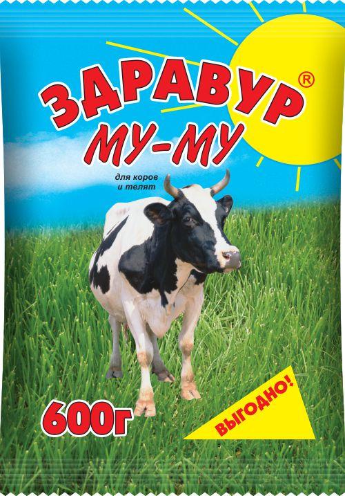 Здравур Му- Му 600 гр пакет