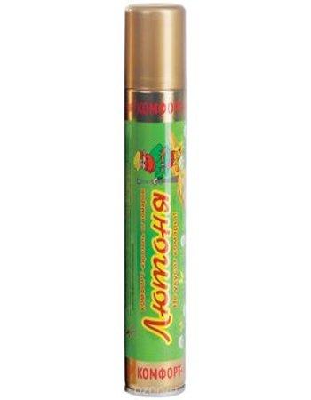 Лютоня- комфорт ( аэрозоль), распылитель 360 ( без запаха) 270 м3