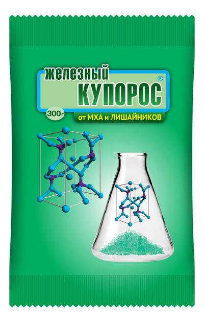 Железный купорос-антисептическое средство пакет 300 г