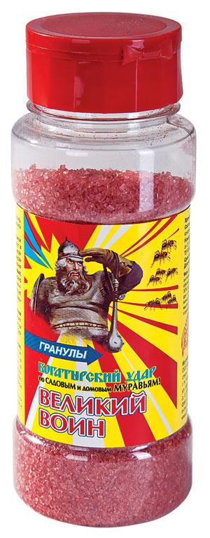 Великий Воин гранулы (от муравьев) 150гр.