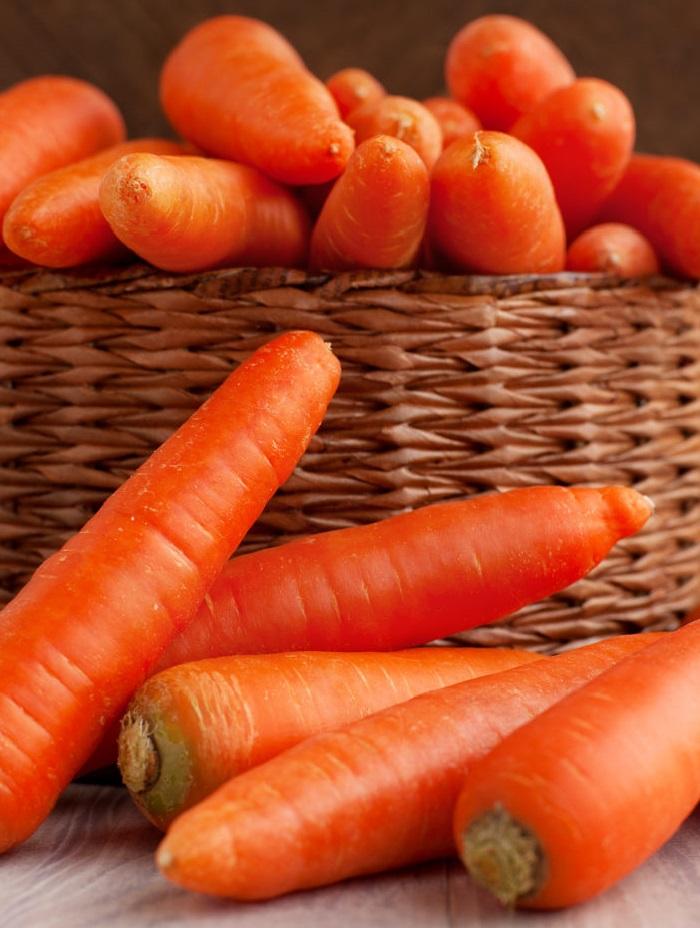 Морковь Корейская закуска (УД) 2 гр цв.п.