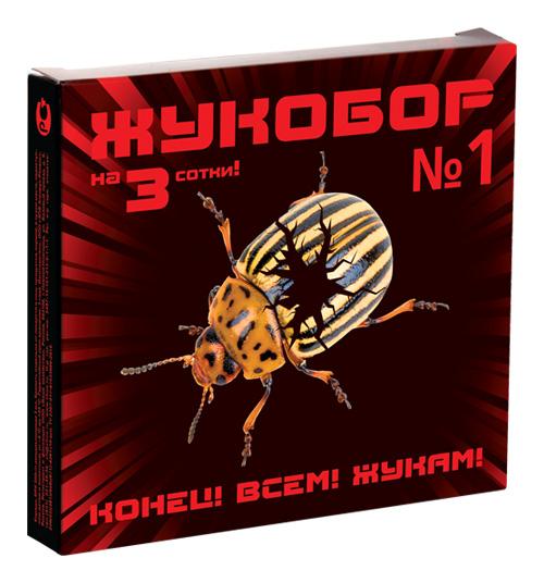 Жукобор №1(корадо 3мл+клотиамет 0,75)