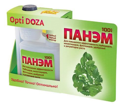Панэм — для повышения эффективности гербицидов ампула 100 мл