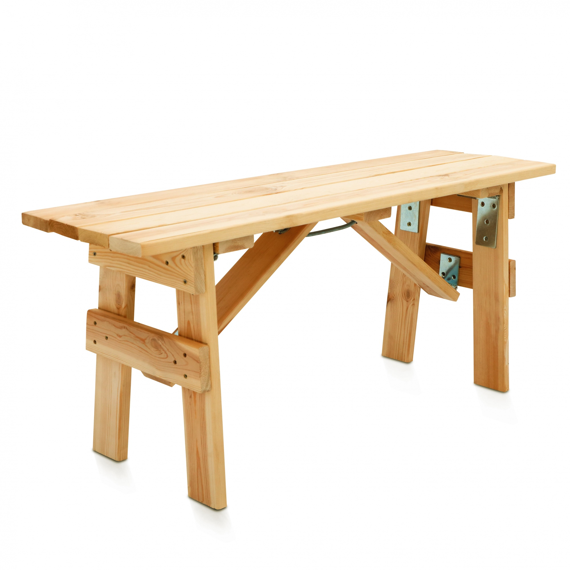Скамейка деревянная 1 шт
