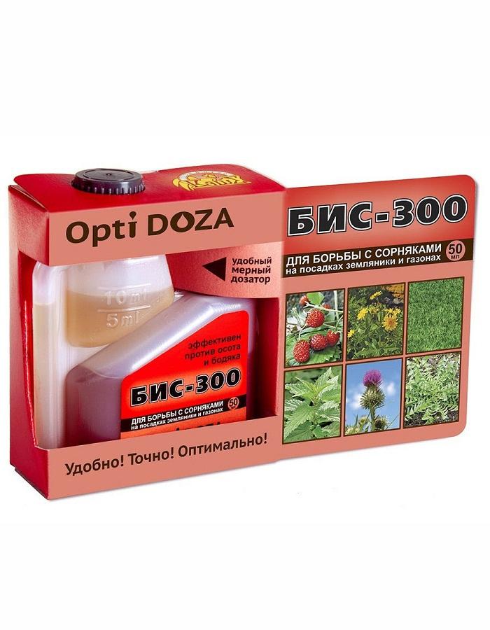 Бис-300 флакон Opti DOZA 50 мл.