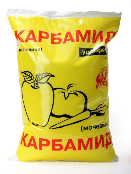 Карбамид азотное удобрение 1 кг