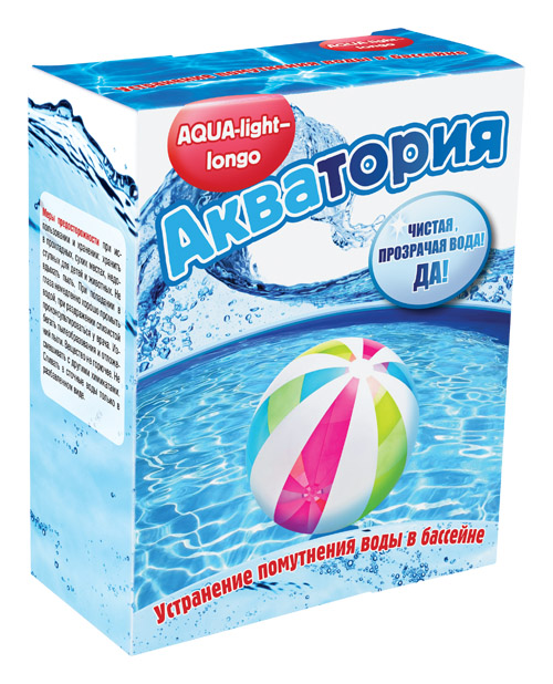 Акватория  AQUA-light- longo 500 гр.