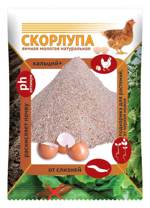 Скорлупа яичная натуральная молотая БИО ПРЕПАРАТ 1,5 кг