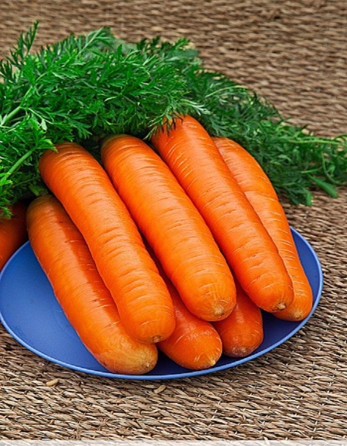 Морковь Нантская красная 2 гр б.п.